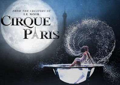 Cirque Paris - The Passionate Side of Cirque