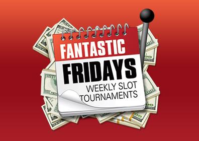 Fantastic Friday Slot Logo