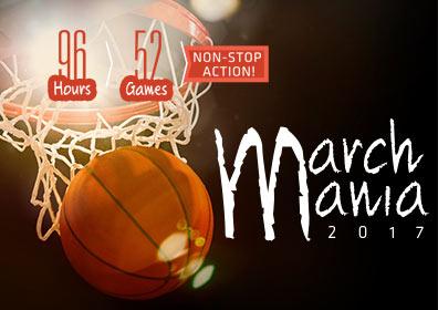 March Mania 2017