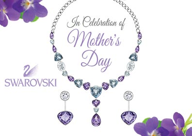 Mother's Day Swarovski Giveaway Logo