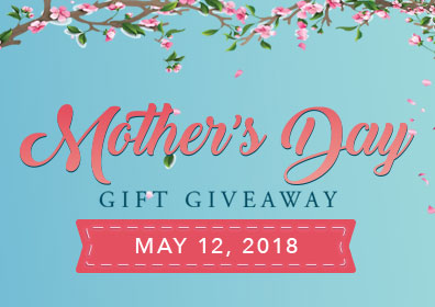 Mother's Day Giveaway Logo