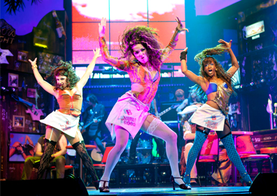 Rock of Ages Dance in Action
