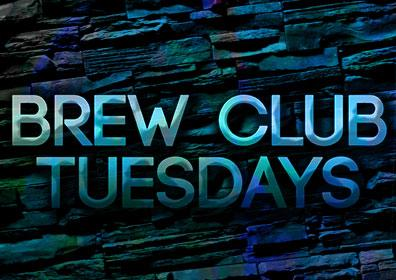 Brew Club Tuesdays logo