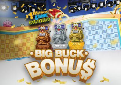 Big Buck Bonus Logo