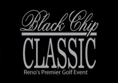 Text of Black Chip Classic for the event.