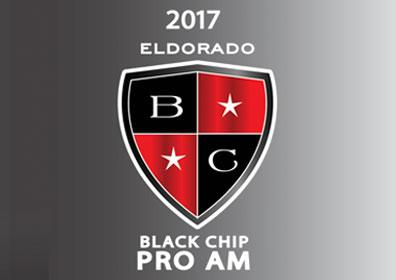Eldorado Black Chip Pro Am Logo