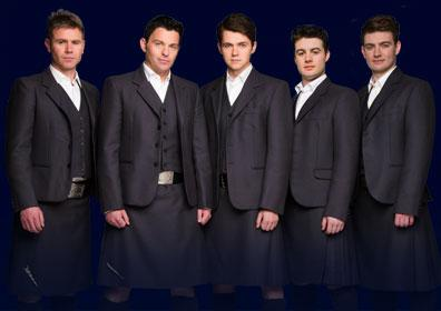 Celtic Thunder Band Members