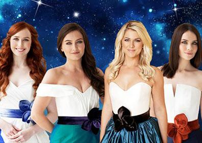 The four ladies of Celtic Woman
