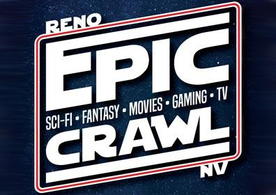 Reno Epic Crawl Logo