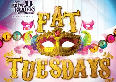Fat Tuesdays in The Brew Brothers