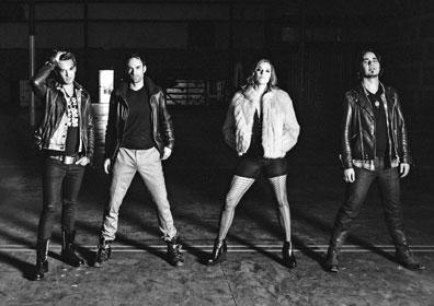 Halestorm Band Members
