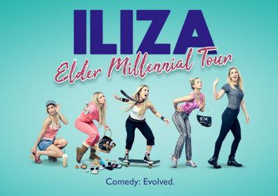 Iliza Elder Millennial