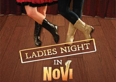 Ladies Night in NoVi