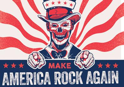 Make America Rock Again Logo