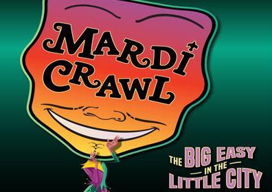Mardi Crawl
