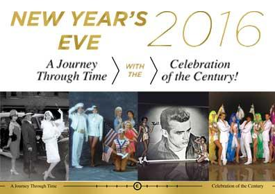 New Year's Eve Celebration - A Journey Through Time!