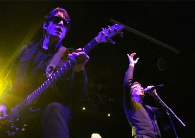 Psychedelic Furs Playing Music