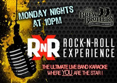 Rock-N-Roll Experience logo