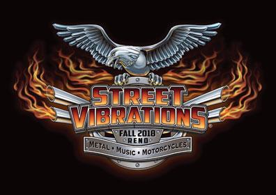 Street Vibrations Fall Rally logo