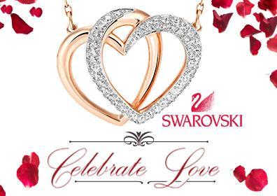 Valentine's Swarovski Giveaway Logo