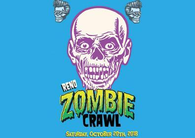 Zombie Crawl 2018