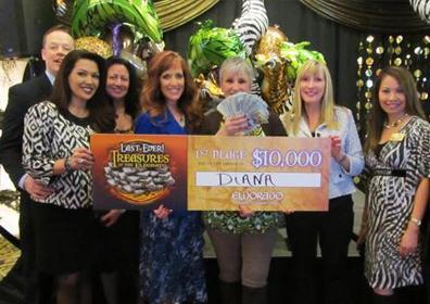 Jackpot Winner Diana N.