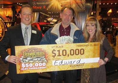 Edward P. $10,000 Winner