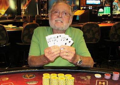 Jackpot Winner Fred C.