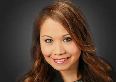Casino Host, Evie Aquino.