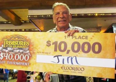 Jackpot Winner Jim H.