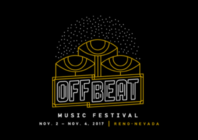 Off Beat Arts and Music Festival Logo