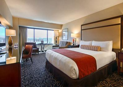Superior Room with one king size bed