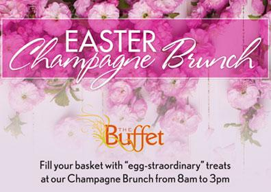 Easter Buffet logo