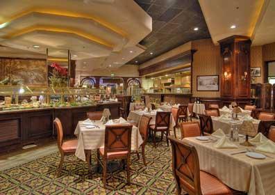 The Prime Rib Grill restaurant