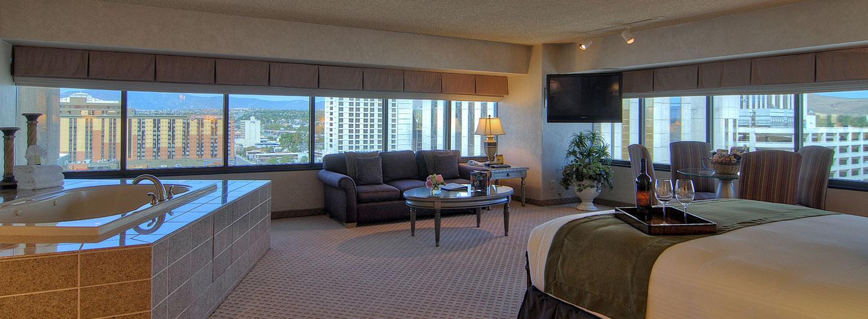 Reno Suites Large Player S Spa Suite Eldorado Reno