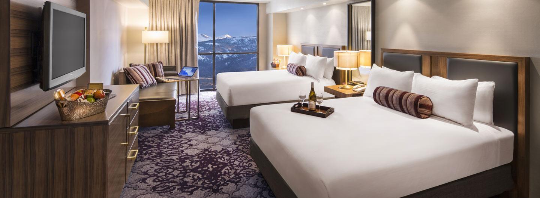 Luxury Hotel Rooms Elegantly Appointed Eldorado Reno