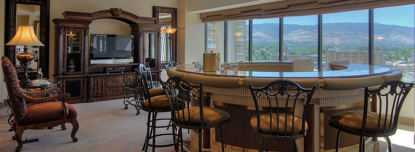 Jacuzzi Rooms in Reno | Spa Tower Suite | Eldorado Reno Hotel & Casino