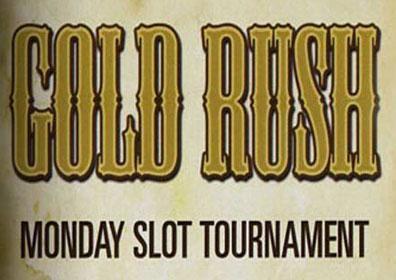 Gold rush slots tournament
