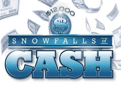 Snowfalls of Cash