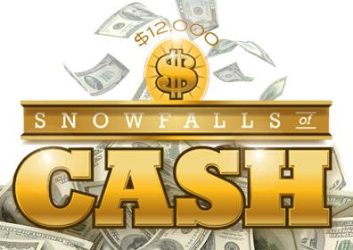 Snowfalls of Cash
