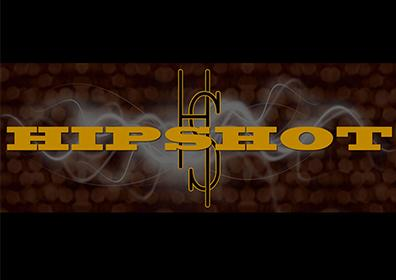Hipshot logo with smoke effect