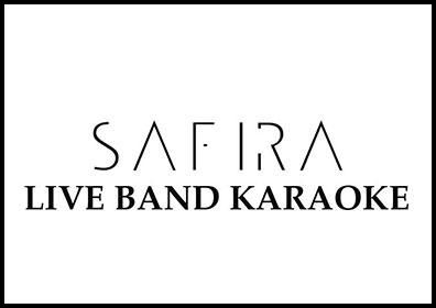 Plain logo for live karaoke