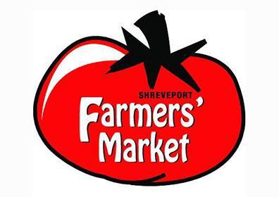 Tomato graphic with Farmer's Market logo