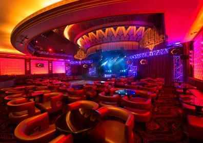 Celebrity Lounge - Eldorado Shreveport