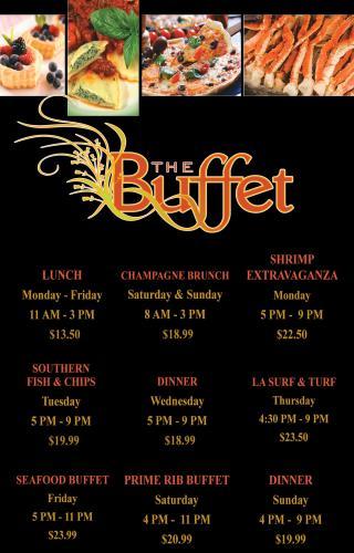 Buffet main