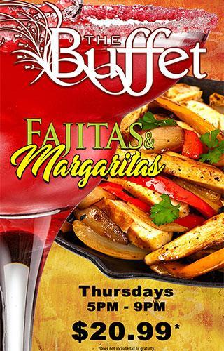 Fajitas & Margaritas