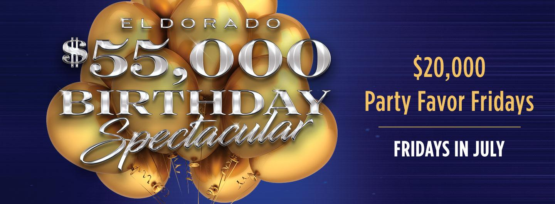 Birthday Spectacular - Party Favor Friday