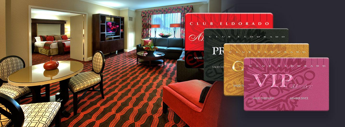 Monarch Suite with players cards