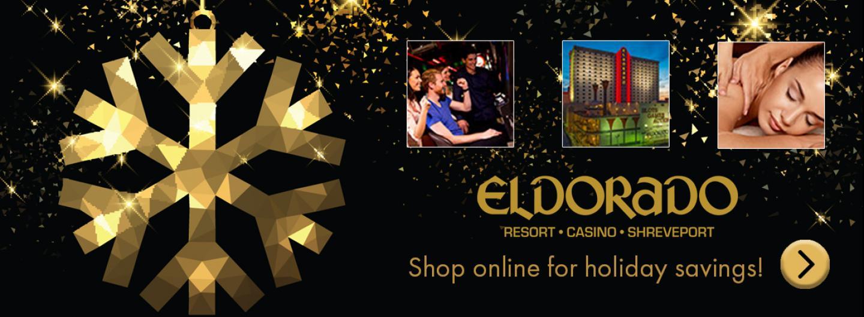 Eldorado holiday offer slide