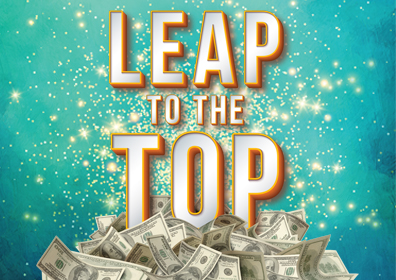 Leap To The Top logo